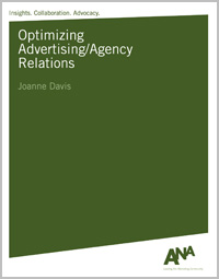 Optimizing Advertising/Agency Relations