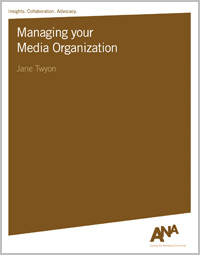 Managing Your Media Organization